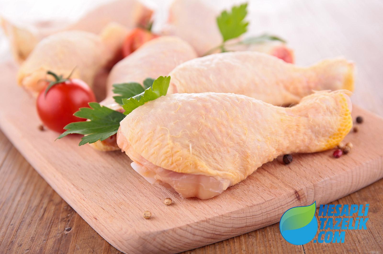 Tavuk eti derin dondurucuda nasıl saklanmalı?