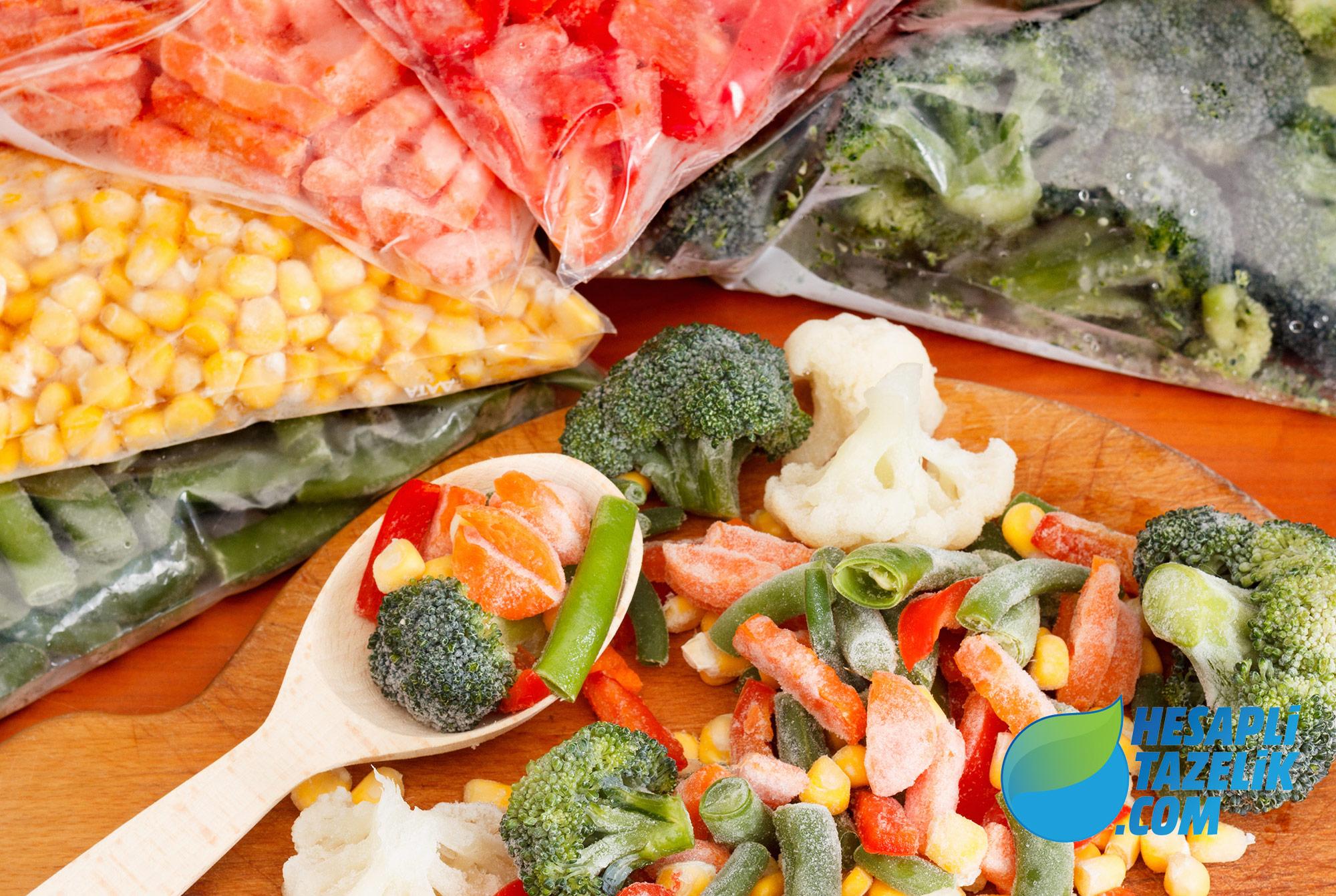 Gıdaların Derin Dondurucuda Saklama Koşulları Tıklayınız